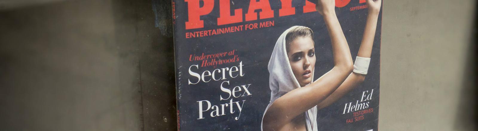 Playboy am Kiosk