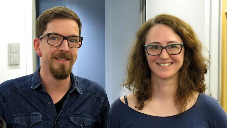 Jens Heinzerling und Sonja Meschkat