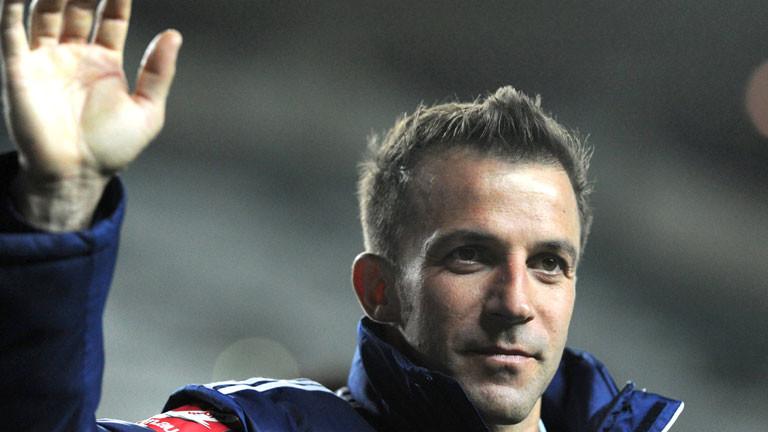 Fußballer Alessandro del Piero