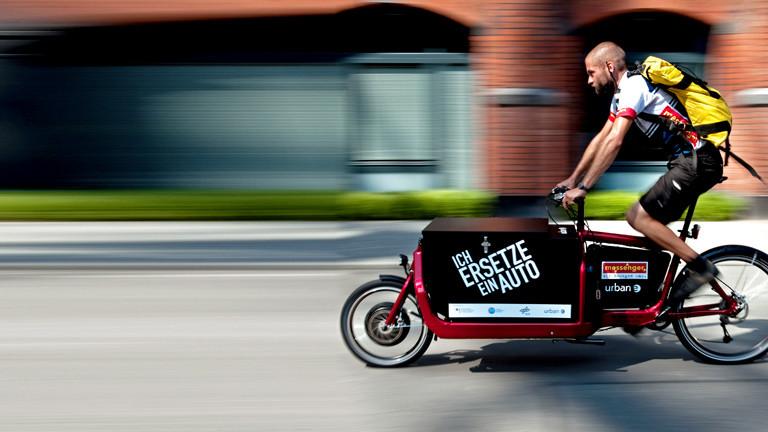 Film Fahrradkurier