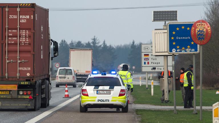 europ ische grenzen d nemark und schweden kontrollieren die ausweise dlf nova