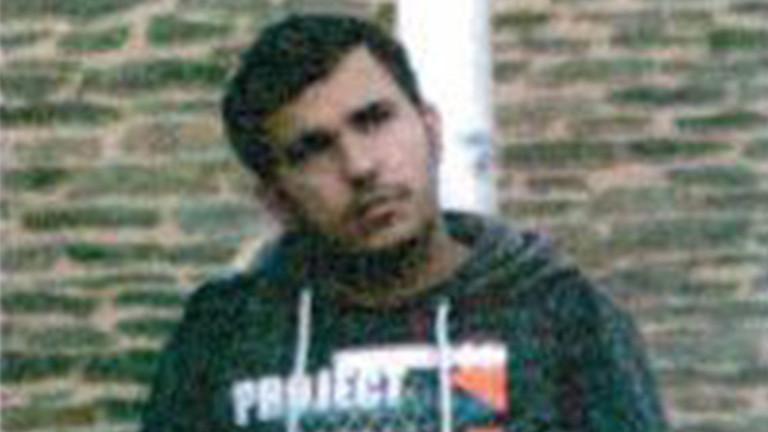 Der Terrorverdächtige Jaber Albakr