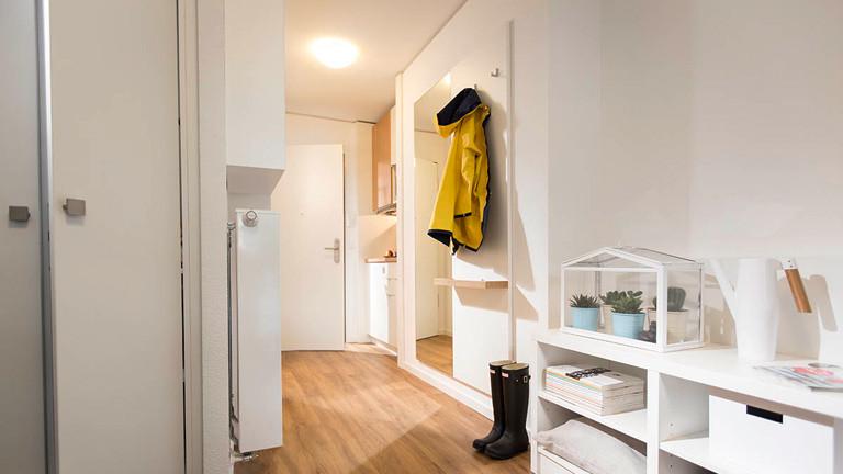 Smartmens Apartment von innen