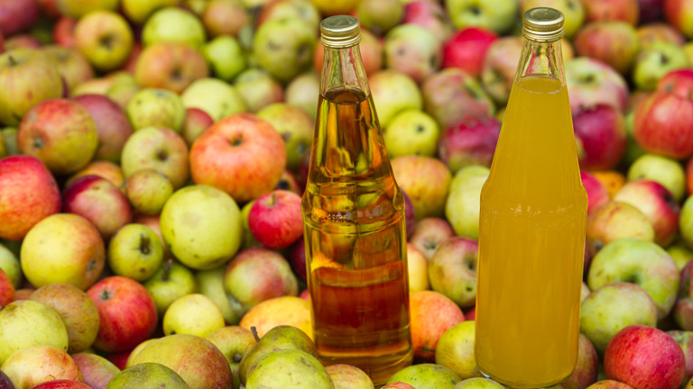 Wo der Apfel herkommt