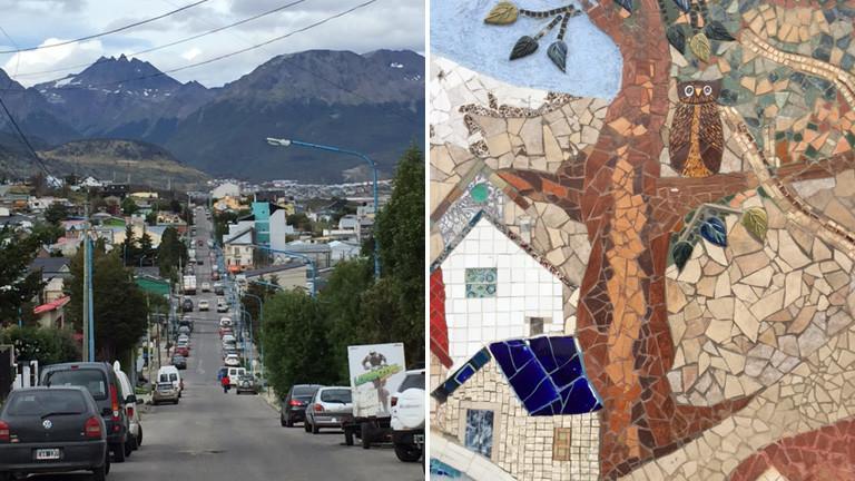 Impressionen aus Ushuaia