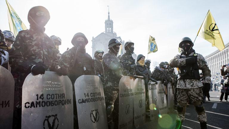 Der Konflikt zwischen Russland und der Ukraine hält seit Monaten an und forderte Tote und Verletzte.