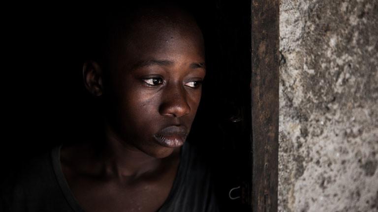 Angehörge zu verlieren, gehört in Liberia für viele Menschen zum Alltag.