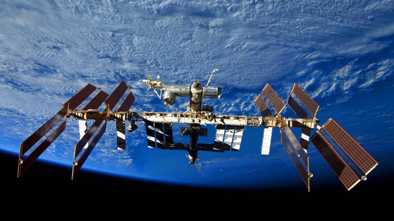 Reparaturen an Gerät zur Entdeckung von dunkler Materie