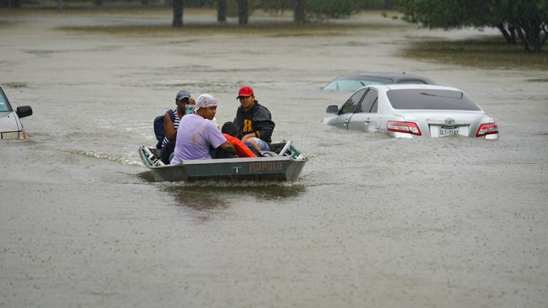 Houston Hochwasser