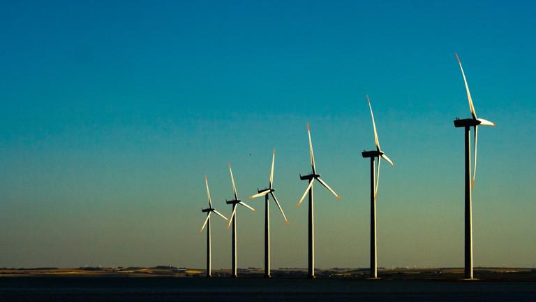 Strom aus der Luft ohne Wind