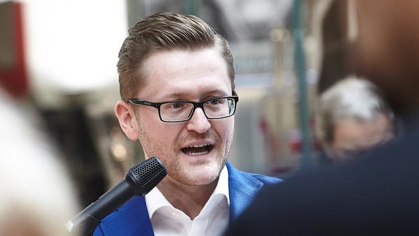 CSU-Bundestagsabgeordneter Wolfgang Stefinger