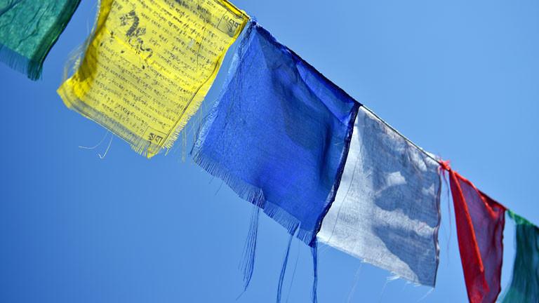 Die Suche nach innerer Stille führt Teresa Heidegger nach Nepal.