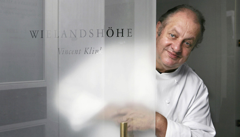 Portrait von Koch Vincent Klink