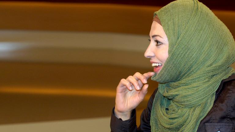 Khola Maryam Hübsch