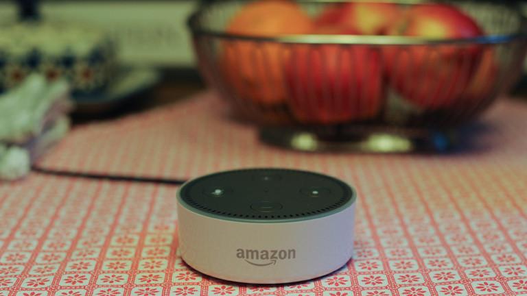 Alexa - Home Assistant von Amazon