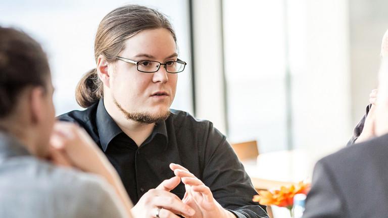 Bundestagsabgeordneter Norbert Müller