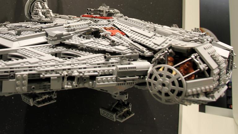 Limitierte Modelle als Investment: Millenium Falcon von Lego
