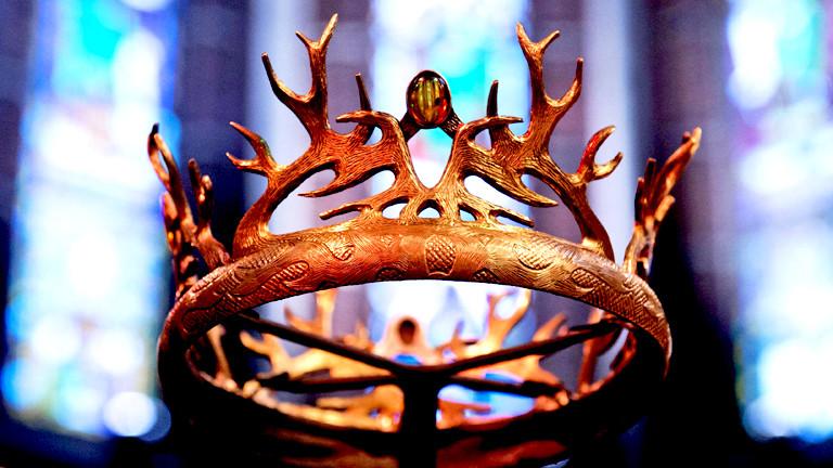 Die Krone aus der Serie Game of Thrones