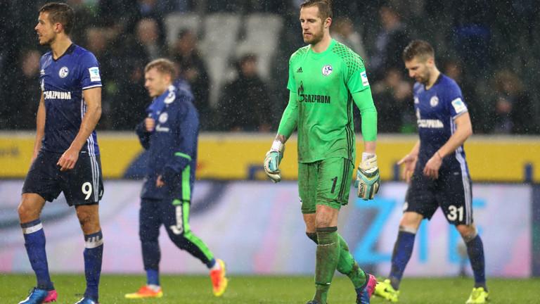 Spieler vom FC Schalke 04