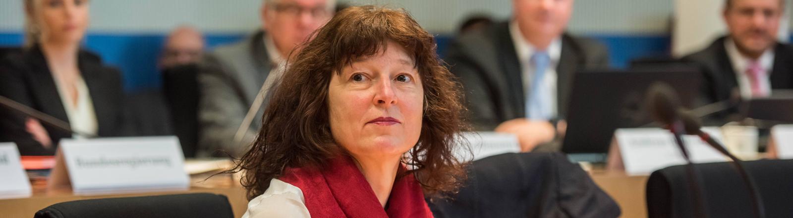 Die Staatsanwältin Anette Ditsch