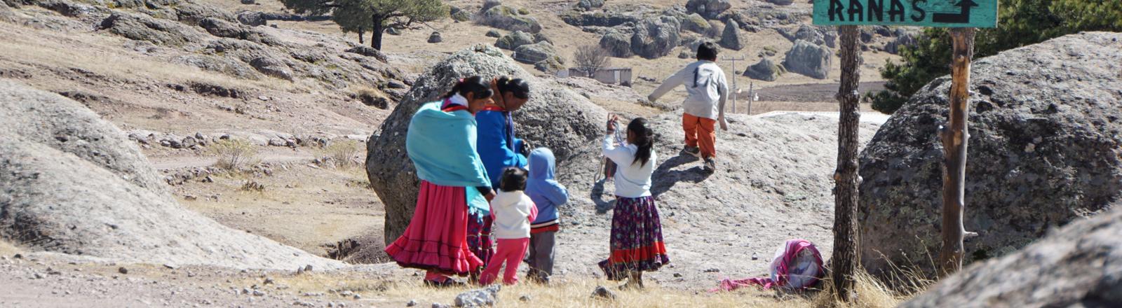 Indigene Tarahumara