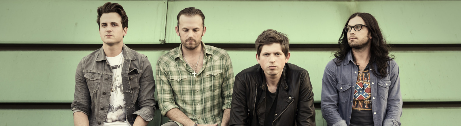 Die Band Kings of Leon