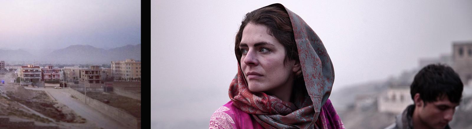 Ronja von Wurmb-Seibel in Kabul