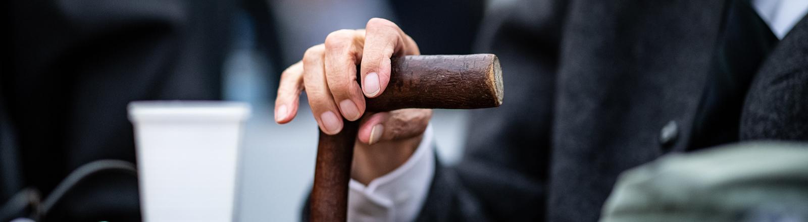 Ehemaliger SS-Wachmann vor Gericht