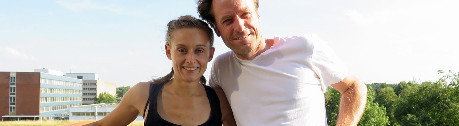 Olga und Gregor Witt