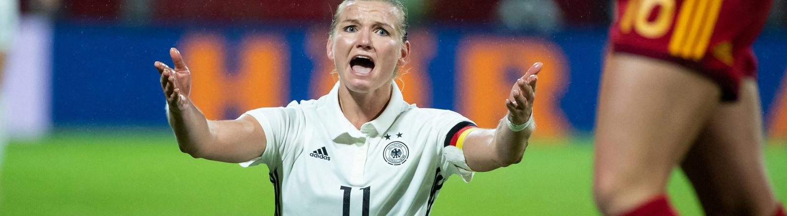 Alexandra Popp, Fußball-Nationalmannschaft