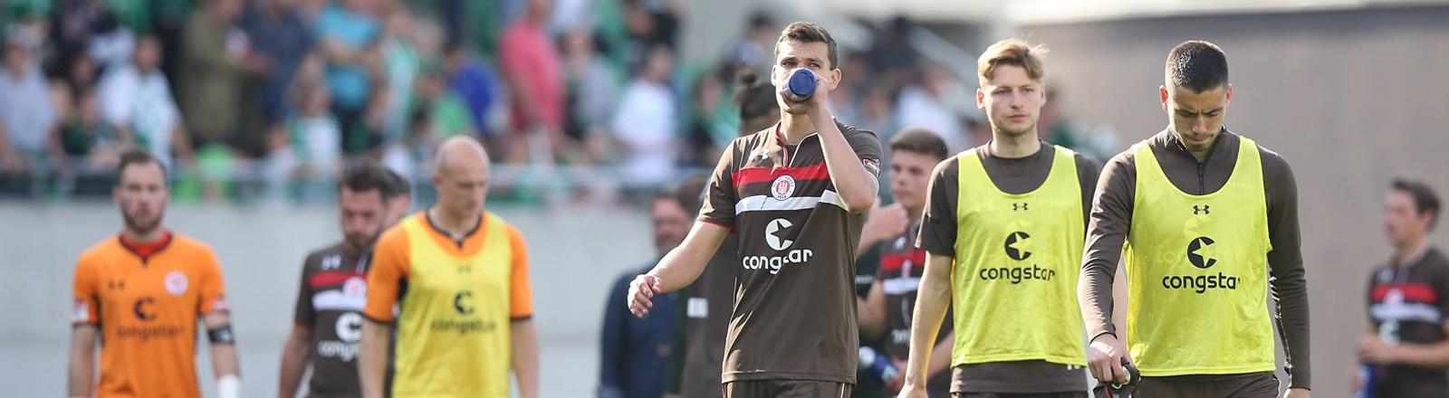 Spieler des FC St. Pauli