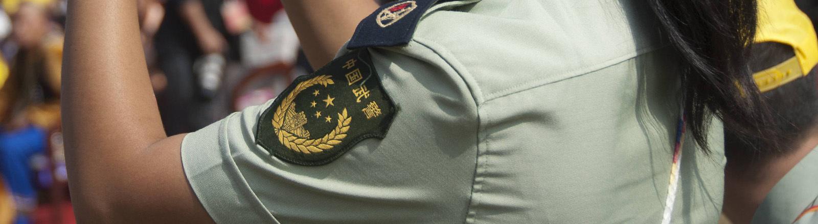 Polizei in China