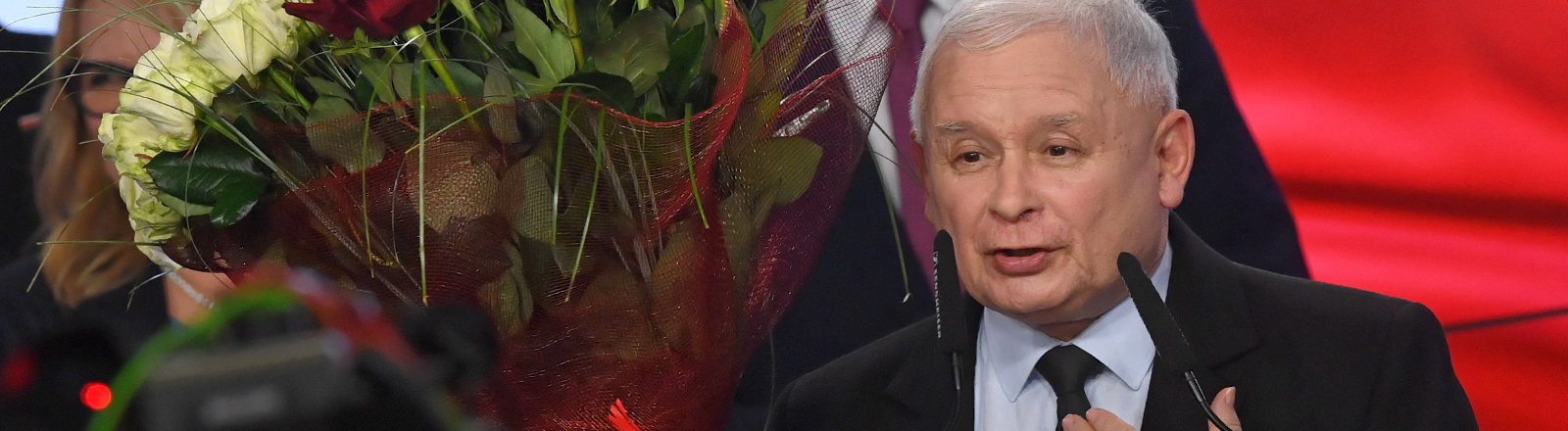 PiS-Parteichef Jaroslaw Kaczynsk