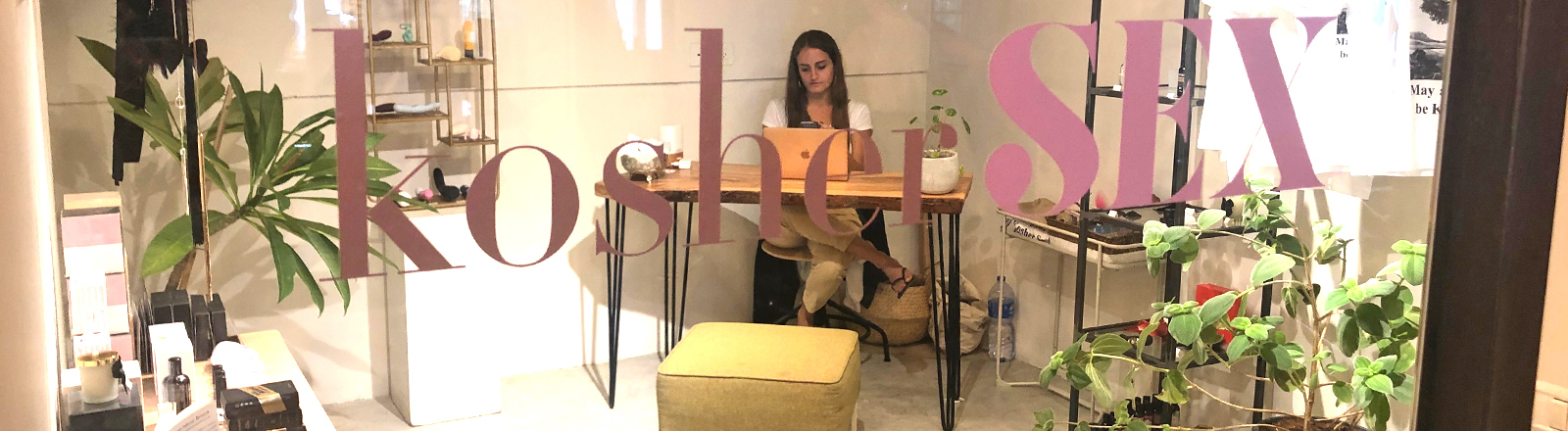 Koscherer Sex-Shop in Tel Aviv
