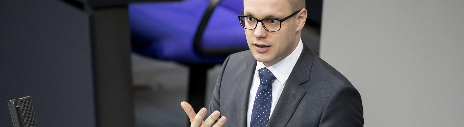Jens Brandenburg von der FDP