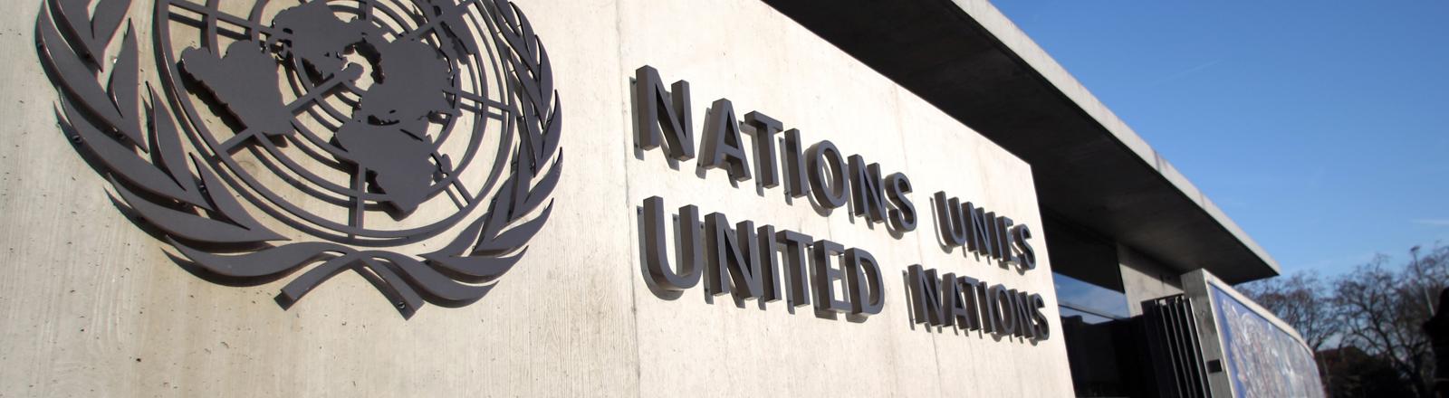 Vereinte Nationen in Genf