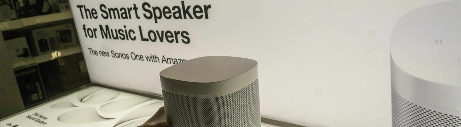 Lautsprecher des US-Herstellers Sonos