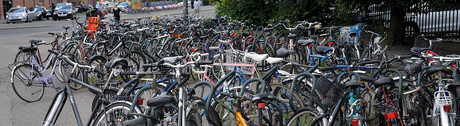 Fahrräder in Oslo