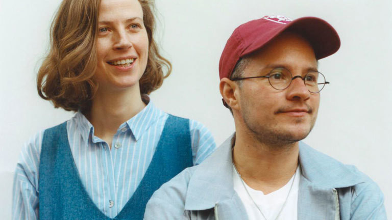 Johanna Mertens und ihr Geschäftspartner Mika Pretzer.