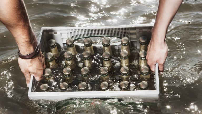 getränke kühlen ohne kühlschrank