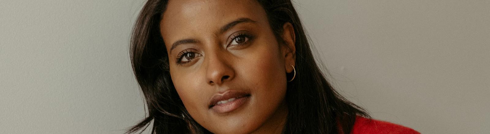 Model und Unternehmerin: Sara Nuru