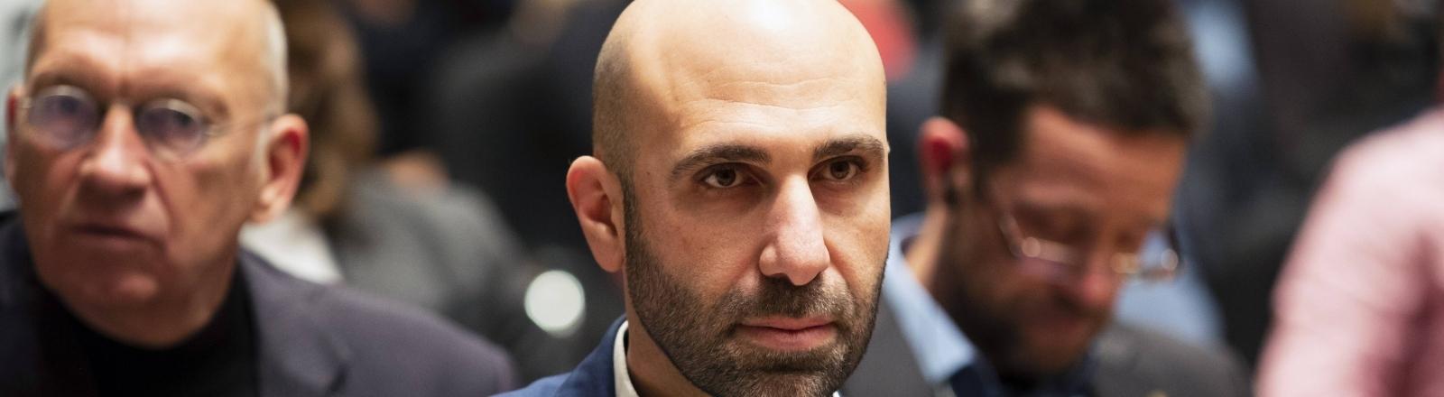Ahmad Mansour, Psychologe und Islamismusexperte
