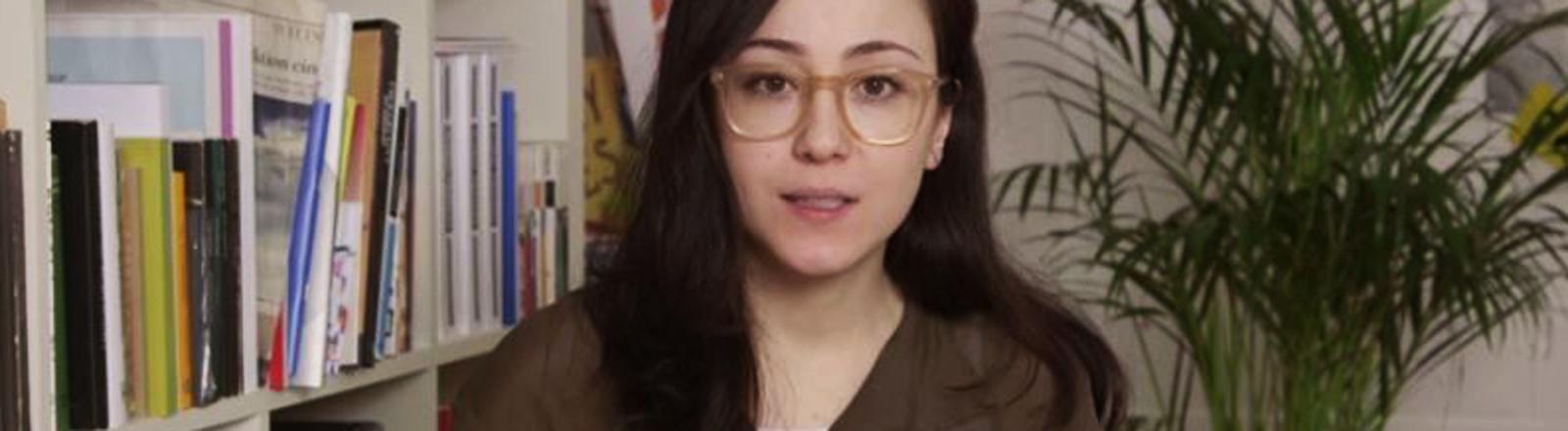 Screenshot vom Youtube-Channel von Hatice Schmidt