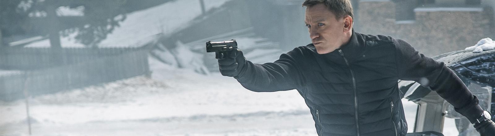 """Eine Szene aus dem James-Bond-Film """"Spectre""""."""