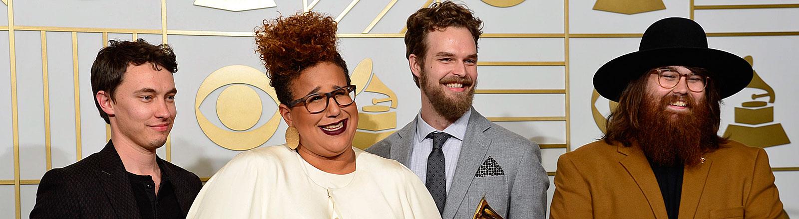Alabama Shakes bei den Grammys 2016