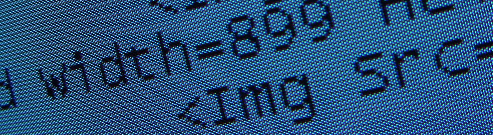 Computersprache