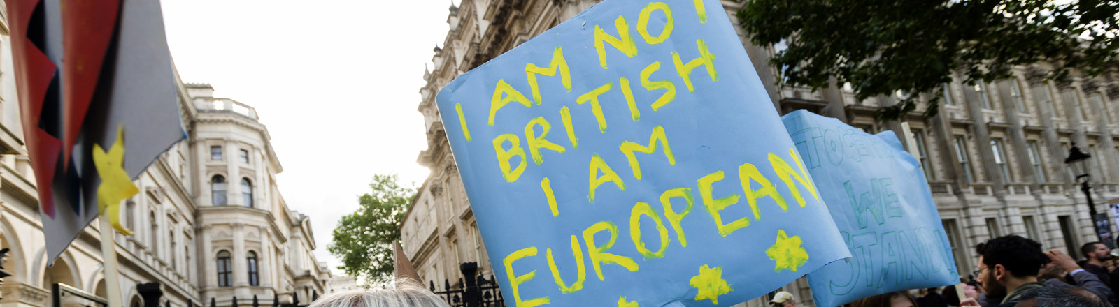 Proteste gegen Brexit