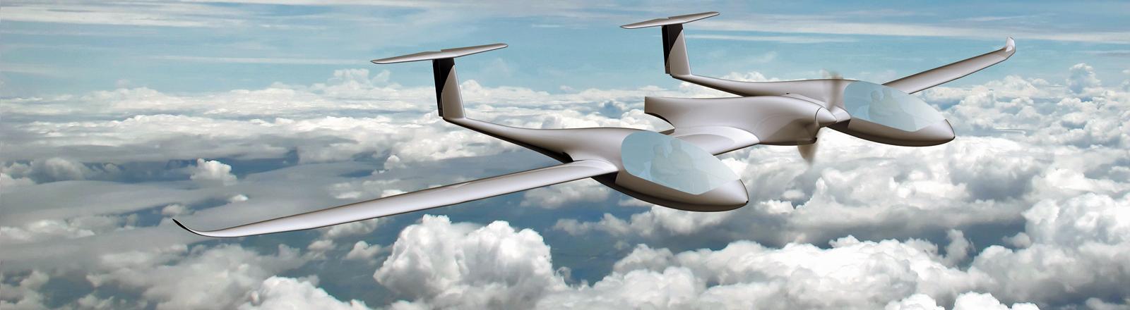 HY4 soll emissionsfreie Passagierflüge möglich machen.
