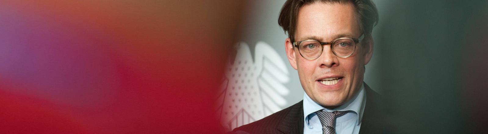 Grünen-Politiker Konstantin von Notz.