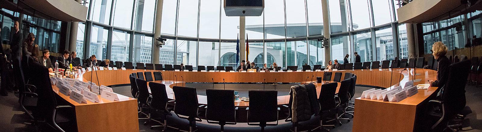 NSA-Untersuchungsausschuss in Berlin